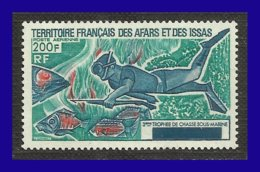 1972 - Afars Et Des Issas - Scott Nº C 62 - C 65 - MNH - AI- 44 - Afars Et Issas (1967-1977)