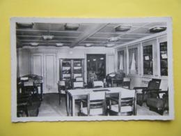 La Frégate De Grasse. Le Salon De Lecture. - Guerre
