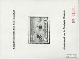 Belgien Block(14)II (kompl.Ausg.) Postfrisch 1941 Musikstiftung - Other