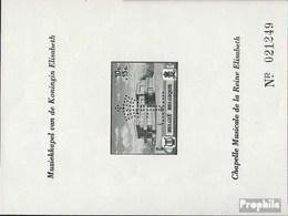 Belgien Block(13)I (kompl.Ausg.) Postfrisch 1941 Musikstiftung - Other