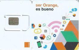 DOM.REP : GSM SIM Mini & Micro  (fixed) ORANGE  Ser Orange ,es Bueno - Dominicaine