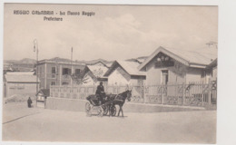 Reggio Calabria, La Nuova Reggio, Prefettura  - F.p. -  Anni '1908-1910 - Reggio Calabria