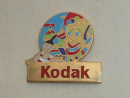 Pin's KODAK ASIE - Fotografie