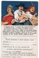 PRESTITO NAZIONALE 1918 - UN BUE GRASSO UNA VACCA DA LATTE UN PORCO ADULTO - NON VIAGGIATA - 2 - Geschichte