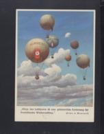 Dt. Reich Bild-PK Gordon-Bennett 1937 - Cartas