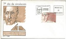 MADRID SPD FRANCISCO DE VITORIA - 1931-Hoy: 2ª República - ... Juan Carlos I