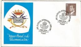 VIENA CORREO ESPAÑOL EN LA WIPA 1981 - 1931-Hoy: 2ª República - ... Juan Carlos I