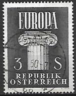 AUTRICHE    -  1960  .  Y&T N° 922 Oblitéré.   EUROPA - 1945-60 Used