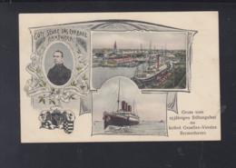 Dt. Reich AK Bremerhaven Kath. Gesellen-Verein 1906 - Bremerhaven