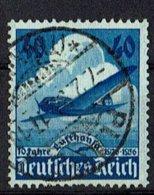 DR 1936 // Mi. 603 O - Gebraucht