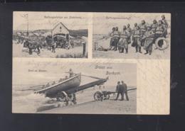 Dt. Reich AK Borkum Rettungsmannschaft 1904 - Borkum