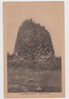 Santu Lussurgiu (OR) Nuraghe Piricu  - F.p. -  Anni '1930 - Oristano