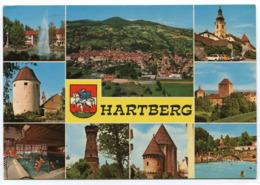 Austria - Hartberg - Multi View With Coat Of Arms - Zonder Classificatie