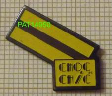 RATP TICKET DE METRO  CHOC Et CHIC - Transportes