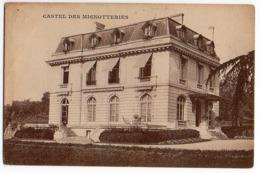 Cpa  L'Etang La Ville  Castel Des Mignotteries - France