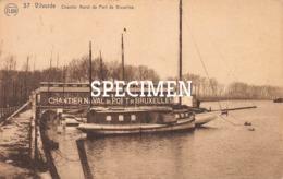 37 Chantier Naval Du Port De Bruxelles - Vilvorde - Vilvoorde - Vilvoorde