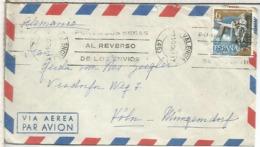 VALENCIA CC SELLO XXV AÑOS ALZAMIENTO PRESA DAM AGUA WATER - 1931-Hoy: 2ª República - ... Juan Carlos I