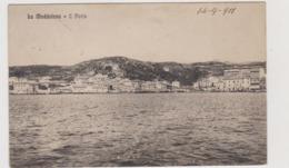 La Maddalena (SS) Il Porto  - F.p. -  Anni '1910 - Sassari