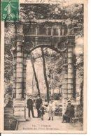 L100D_155 - Paris - 92 Ruines Du Parc Monceau - Parchi, Giardini