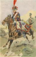 Illustrateur Histoire Militaire Toussaint, Artillerie à Cheval, 1er Régiment, 1806, N° 340 - Andere Illustrators