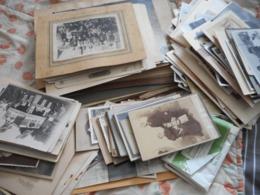 PHOTOGRAPHIES ANCIENNES, GROS LOT DE PHOTOGRAPHIES A TRIER, + De 5 KILOS, THEMES, ENFANTS, ANIMATIONS, DESTOCKAGE - Alben & Sammlungen
