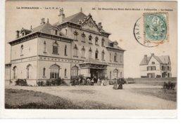 Jullouville Le Casino N° 26 De Granville Au Mont Saint Michel - France