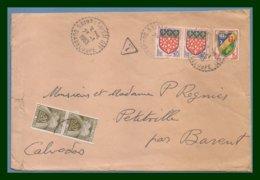 Guadeloupe TB7 Saint Louis M Gte 1963 > Taxée France - Guadalupe (1884-1947)