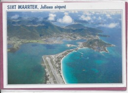 SINT-MAARTEN .- Juliana Airport - Saint-Martin