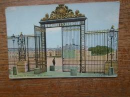 """Versailles , Palais De Versailles , Grille D'honneur """""""" Carte Animée """""""" - Versailles (Castillo)"""