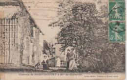 MARTINCOURT  - CHATEAU A MME GUERVILLE - France