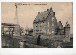 7569 MOUSCRON Château Eolienne - Mouscron - Moeskroen