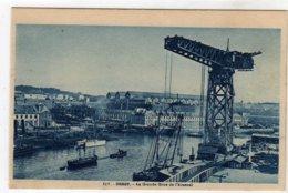 Brest La Grande Grue De L'arsenal - Brest