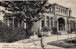 CP 88 Vosges Epinal Maison Romaine Entrée Principale Testart - Epinal