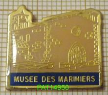 MUSEE Des MARINIERS à SERRIERES En ARDECHE  Dpt 07 - Villes