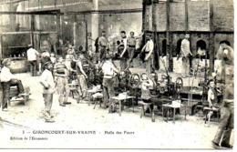 GIRONCOURT SUR VRAINE - HALLE DES FOURS - Plombieres Les Bains