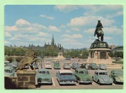 CPSM - VIENNE - Autos : VW, PEUGEOT, RENAULT .............. - Voitures De Tourisme