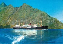 73225963 Schiffe_Ships_Navires M/S Sanct Svithun Raftsund  Schiffe_Ships_Navires - Barcos