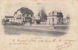 70 - Lure - Place De La Gare Animée - Lure