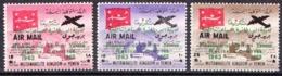 Yemen MH Overprinted Set - Yemen