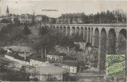C.P.A     .LUXEMBOURG Vue De La Ville - Lussemburgo - Città