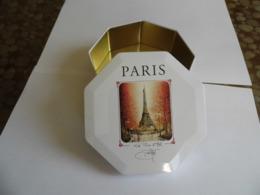 Boite De Paris - 8 Vues Différentes- Belle Boite - Boîtes