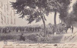Campagne 1914 Bataille De La Marne Un Bivouac à Vertus - Other Municipalities