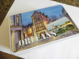 Boite D'Orléans - Boite à Sucre - Boîtes