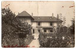 Cpa  Photo  Muids  La Villa Des Chèvrefeuilles - Muids