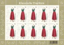 Österreich, Kleinbogen 3088** (K 5483a) - Blocks & Kleinbögen
