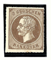 Hanovre N° 26 // 3 Groschen // Anciens Etats Allemagne // Neuf Avec Gomme - Hanovre