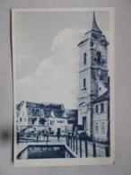 CPA DE GERTWILLER Novembre 1944 - L'Eglise Catholique - Francia
