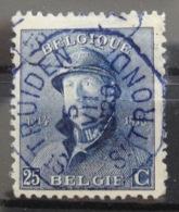 Roi Casqué COB 171 Belle Oblitération Télégraphique St Truiden - 1919-1920 Roi Casqué