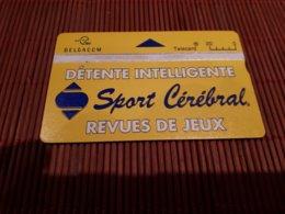 S 113 Sport Cérebral 551A 00510 Low Number  (Mint,Neuve) Rare - België