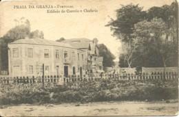 Portugal - Praia Da Granja - Edificio Do Correio E Chafariz - Porto